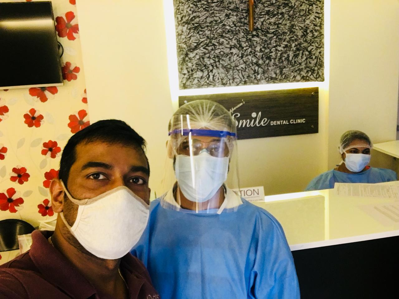 A qualified medical practitioner, Smile Dental Care in Muvattupuzha